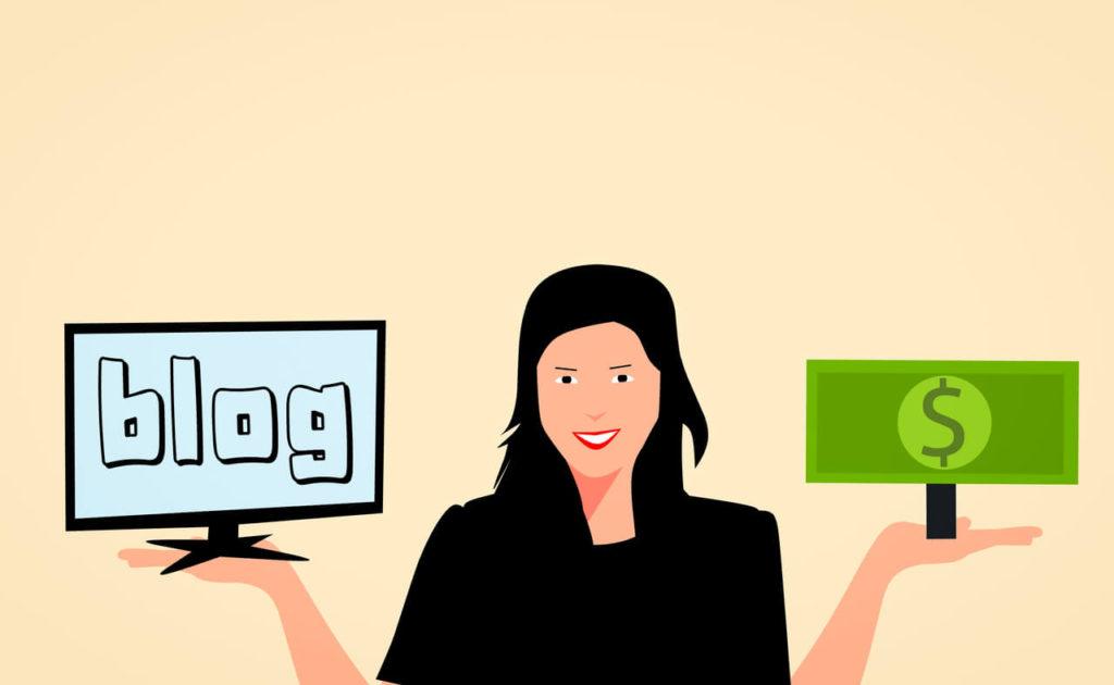 Заработок в интернете: Заработок на своем блоге