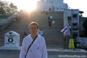 Владимир Галка в Тайланде