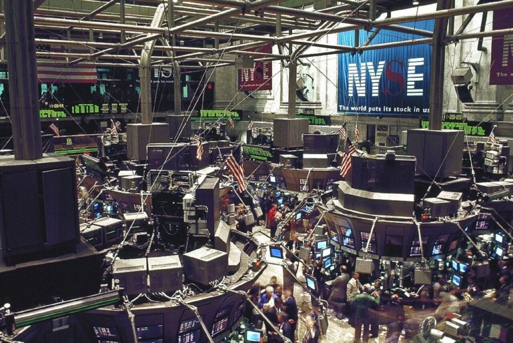 Инвестиции на NYSE